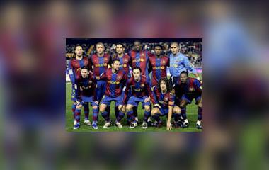 FCバルセロナオンツアージャパン2007